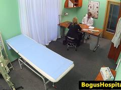 Euro patient screwed by fake doctor