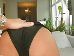 Ass Traffic  Sharon get her ass fucked hard