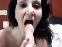 Busty big titty cam girl teasing 104