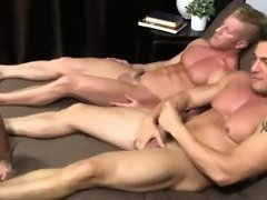 Amish male feet and gay twink leg fetish Ricky Hypnotized To