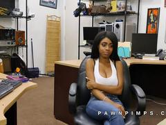 Brittney White trades sex to pawn shop