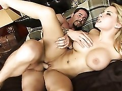 Madison Ivy fucked in her slippery pornstar pussy