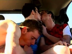 Amazing twinks Sexy lad Todd wasn't expecting what he got wh