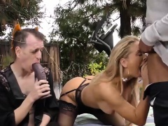 Cherie DeVille enjoys BBC - Cuckold Sessions