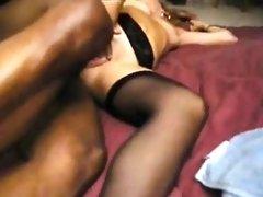 Wife Full Of Black Penis while I Movie