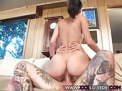 Tattooed and Pierced punk rockers anal sex XXX Suicide