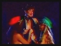 On stage lesbian desire