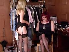 Sub sissy slave