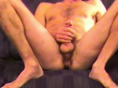 Amateur Mature Man Daniel Beats Off