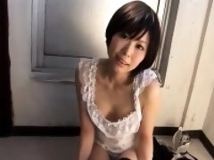 Cute Seductive Japanese Babe Fucking