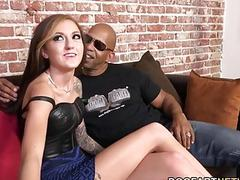 Kendra Cole Fucks A Legendary Black Cock