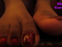 Goddess's Pretty Toes Preview