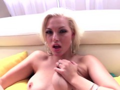 Jenna Ivory gets fuck with black cock