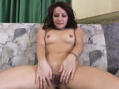 Busty pornstar orgasm