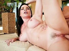 dana dearmond got her trimmed pussy railed by keiran lee