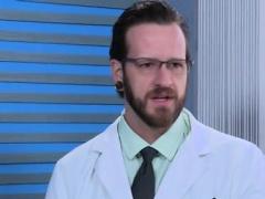 Male fist fuck gay Brian Bonds heads to Dr. Strangeglove's o
