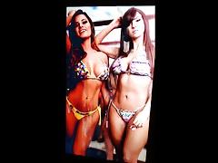 Carol Dias e Aricia Silva Tribute