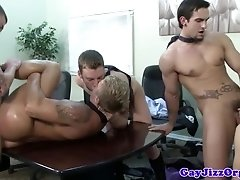 Phenix Saint has an orgy with his pals
