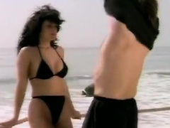Jeanna Fine, Buck Adams in hot naked Jeanna Fine, star of