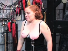 Chick needs a harsh treat for her creamy dilettante fur pie