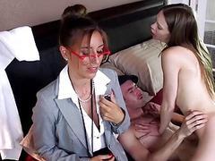 Hot Rilynn gets fucked in the scene