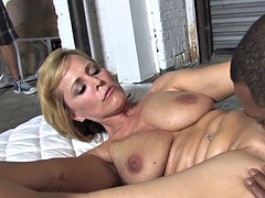 For bbc horny mom nicole moore
