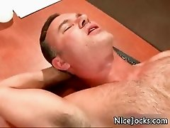 Sexy jocks fucking and sucking gay porn part3
