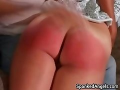 Nasty horny busty MILFs having ass part6