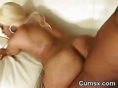 Big Ass Freaky Ghetto Slut Fucked With BBC