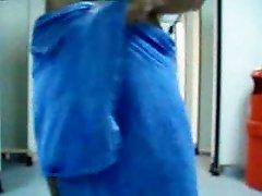 asian boy cock teasing in public lavatory
