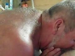 Daddy loves suck and eat cum