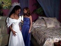 Wedding night of lesbian