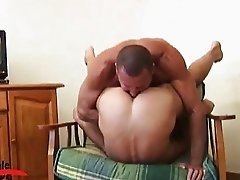 Mature gay studs having amazing sex